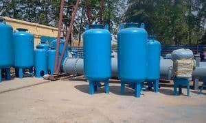 锅炉系统定压罐|空调系统定压罐