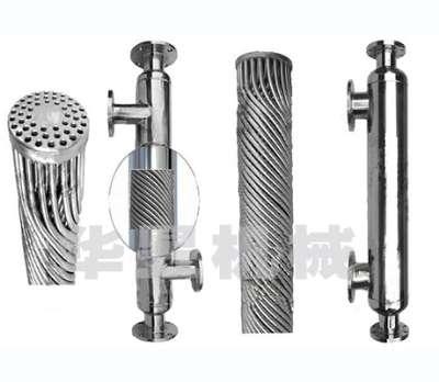 大螺旋多管缠绕换热器