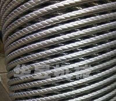 螺旋缠绕管换热器.