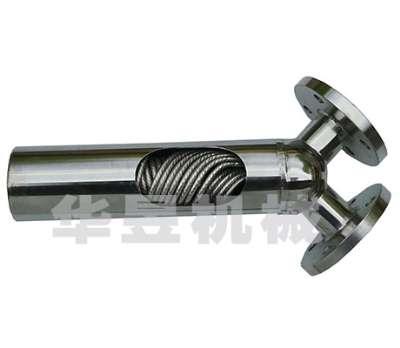 螺旋螺纹管换热器剖面图片