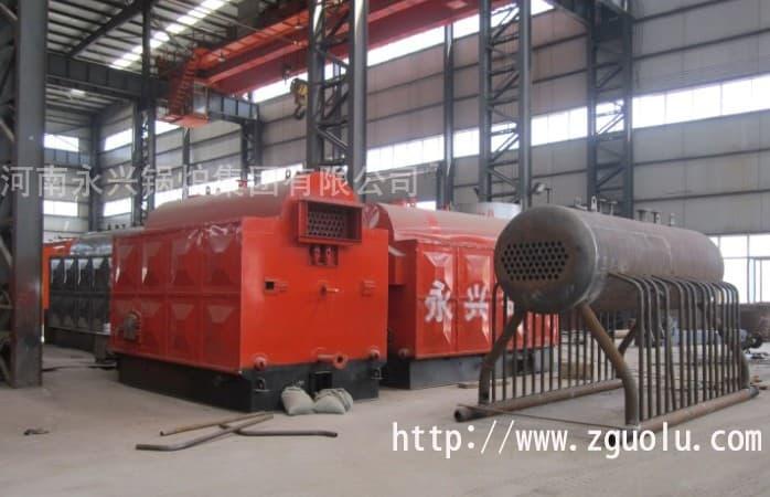 手烧0.5吨燃煤蒸汽锅炉