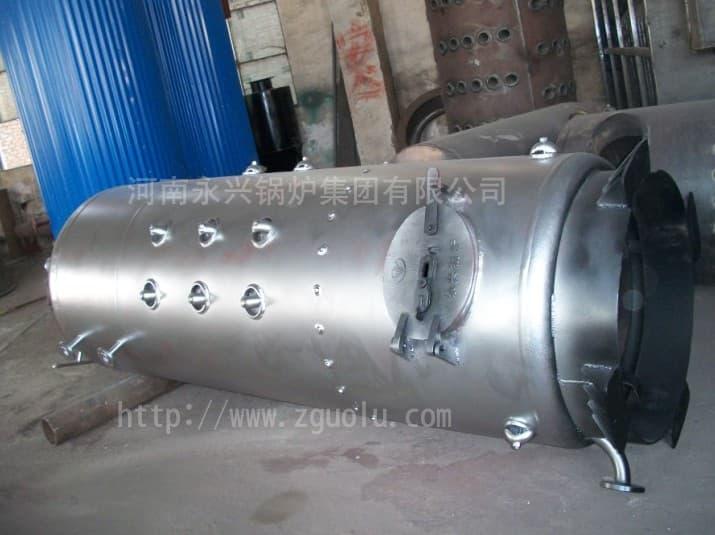 广西1吨立式燃煤蒸汽锅炉