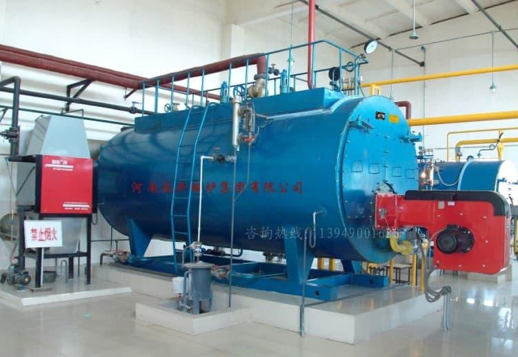 南陽燃甲醇蒸汽鍋爐