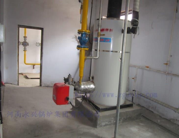 0.35MW燃气洗浴锅炉