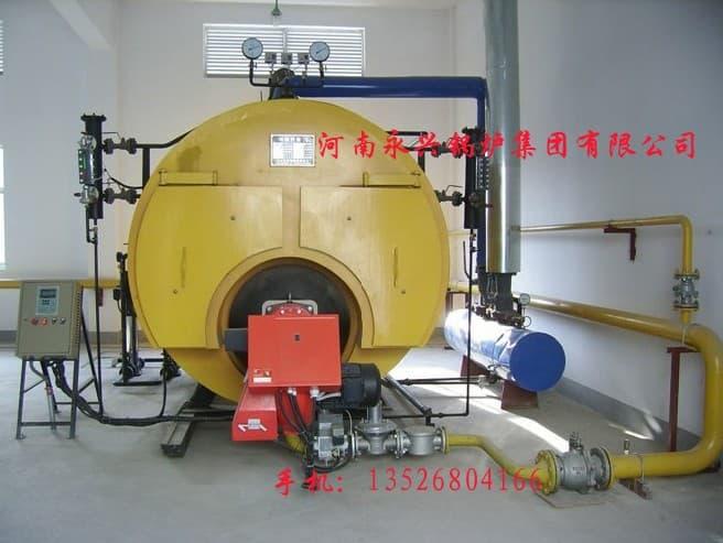 湖南3噸燃氣蒸汽鍋爐廠家