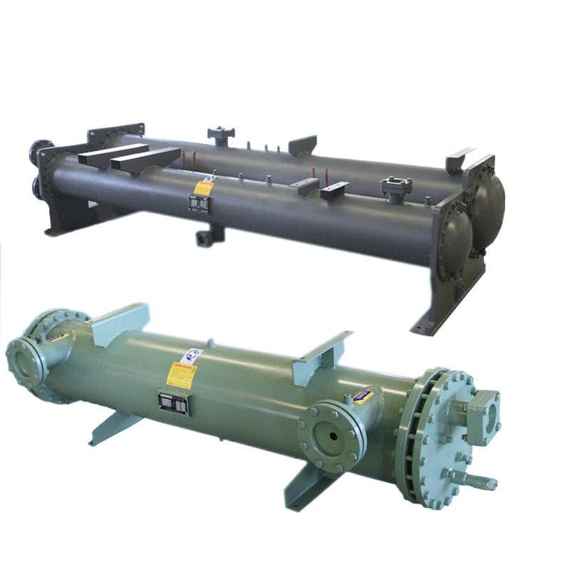 壳管式换热器