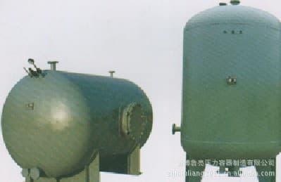 臥式容積式浮動盤管換熱器