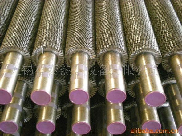 开齿高频焊螺旋翅片管