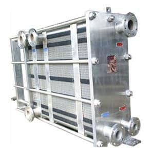 供應全包不銹鋼板式換熱器