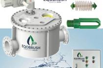全自动刷式清洗换热管EQOBRUSH换向阀