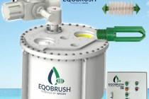 全自動管刷在線清洗系統冷凝器換熱器除垢防垢設備