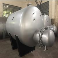 DFHRV导流浮动盘管半容积式换热器 大波节管换热器