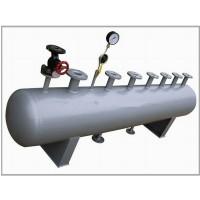 分集水器,集分水器,分水器,分气缸分汽包 压力容器 暖通空调