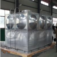 方形不锈钢消防水箱 不锈钢生活水箱食品级不锈钢水箱 消防水箱