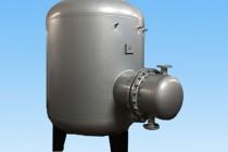 RV/HRV容积式换热器 水水热交换器 容积式汽水热交换器