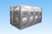 冷却塔冷却水循环不锈钢水箱水池
