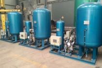 苏州潺林常压式定压补水排气机组功能