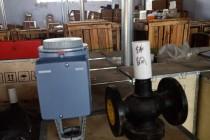 换热机组配套使用的西门子温控阀