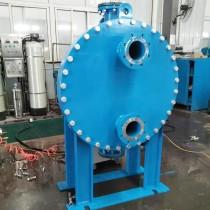 板壳换热器 全焊接式板壳换热器 螺旋板式换热器