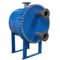 板壳换热器 可拆板式换热器 全焊接式板壳换热器