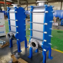 板式换热器 全焊接式板式换热器 耐高压板框式换热器
