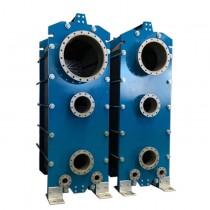 板式冷凝器 不锈钢列管冷凝器 全焊接板式冷凝器
