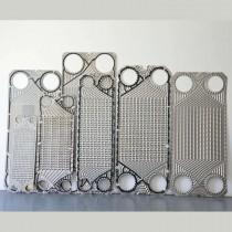 板式换热器板片 不锈钢板式换热器板片 不锈钢板片 易清洗