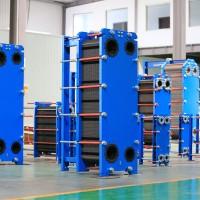可拆式板式换热器 螺旋板式换热器 钛板板式换热器