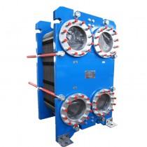可拆式板式换热器 304 316L材质耐腐蚀可拆卸