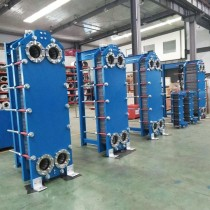 可拆式板式换热器 不锈钢热交换器 板片可拆式板式冷却器