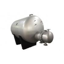 容积式热交换器太阳能系统