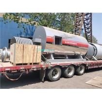 陕西撬装锅炉 撬装导热油炉 撬装燃气导热油炉