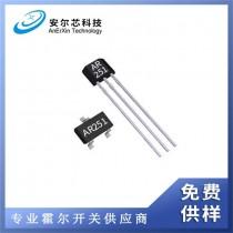台湾能芯低功耗霍尔开关,贴片插件霍尔元件ECS1251