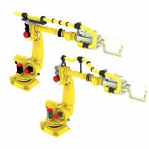 川崎工业机器人管线包