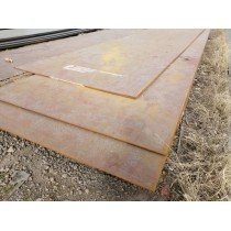 内蒙古Q345GJB-Z15钢板热处理工艺及力学性能