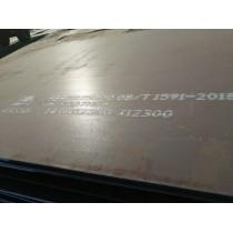 四川Q390GJB-Z15钢板厚度方向性能优异