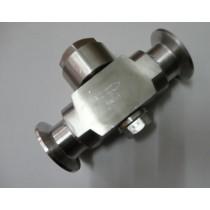 不锈钢快装疏水阀 可调恒温式疏水阀stc