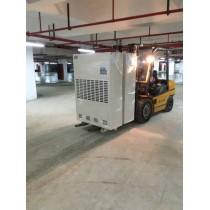 专业环氧地坪除湿机地下室防潮除潮干燥机