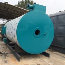 沥青搅拌站1吨燃气导热油炉 撬装锅炉