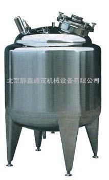 封闭式热水罐