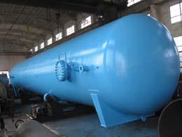 上海申江压力容器压缩空气储气罐厂