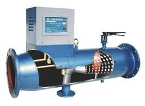 射频自动排污过滤器