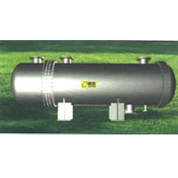 复合流程高效汽水热交换器