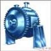 可拆式螺旋板冷凝器
