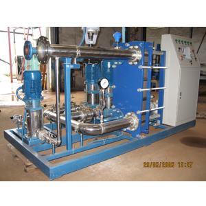 供应热水机组001