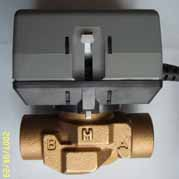 霍尼韦尔风机盘管电动阀