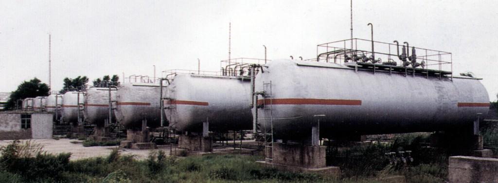 石油液化气储罐河南新乡