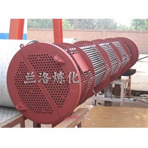 供应管壳式换热器
