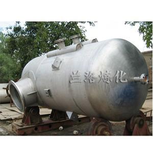 设计制造超低压降冷凝器