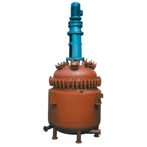 供应电加热搪玻璃反应罐